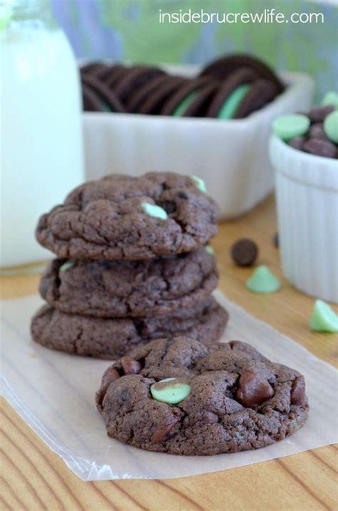 thin mint fudge brownies inside brucrew life bloglovin