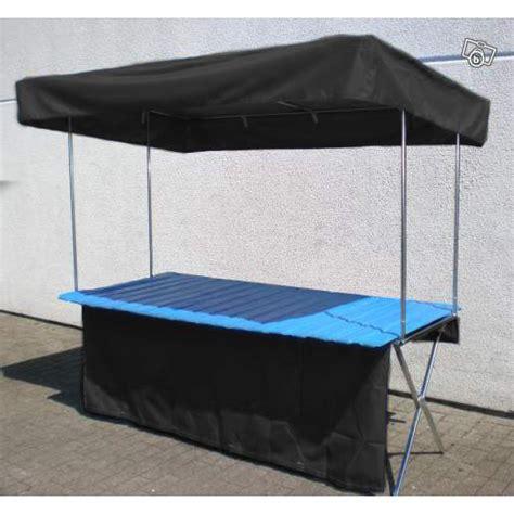 Attractive Table De Jardin Pliante Brico #14: Stand-de-vente-special-marche-2-x-1-m-noir.jpg