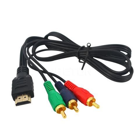 hdmi cable to component kopen wholesale component kabel hdmi adapter uit