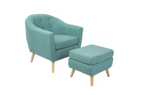 teal chair and ottoman teal chair with ottoman 28 images rockwell mid century