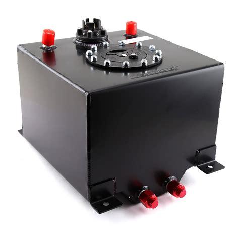 1 gallon fuel cell speedmaster 5 gallon 20 litre black aluminum fuel cell w