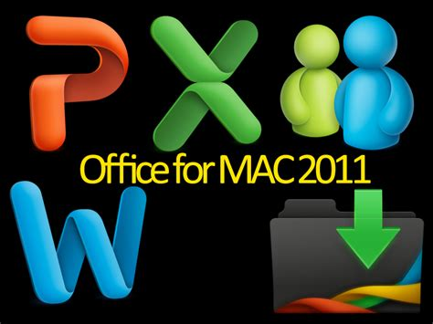 Office 2011 For Mac by Office Mac Icons Images