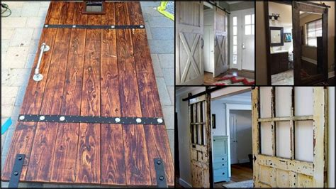 10 best barn door table ideas images on pinterest barn door tables farm tables and dining stylish sliding barn door ideas the owner builder network