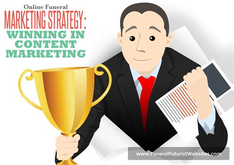 funeral content marketing strategies funeral