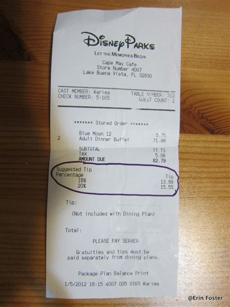 how much do you tip room service time using the ddp question wdwmagic unofficial walt disney world discussion forums