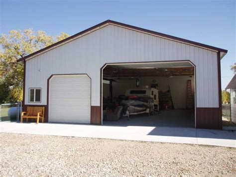 building plans for metal garage door options metal barn designs pole barn prices pole