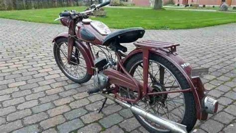 Oldtimer Motorrad Sachs 98 by Sachs Miele 98ccm Bj 54 Oldtimer Moped Motorrad Bestes