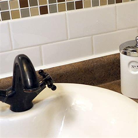 bathtub caulk strip save 7 easycaulk bathtub shower vanity caulk strip