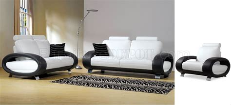 Black And White Living Room Set Black And White Leather Living Room Set