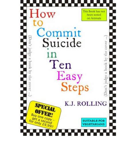 how to avoid my in ten simple steps pocket edition books how to commit in ten easy steps k j rolling