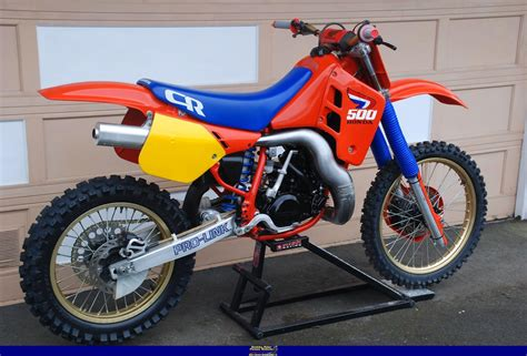 honda cr 600 motorcycle image gallery cr 500