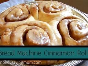 Cinnamon Bread Recipe For Bread Machine Easy Cinnamon Roll Bread Machine Recipe