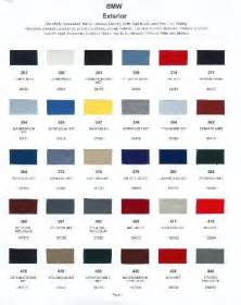 bmw paint colors 2002 bmw paint color sle chips card oem colors ebay