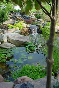 how to make a water garden in a container small water feature garden pond start an easy backyard