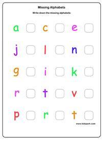 alphabet recognition worksheets abitlikethis