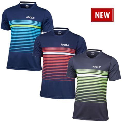joola table tennis clothing joola stripes table tennis t shirt