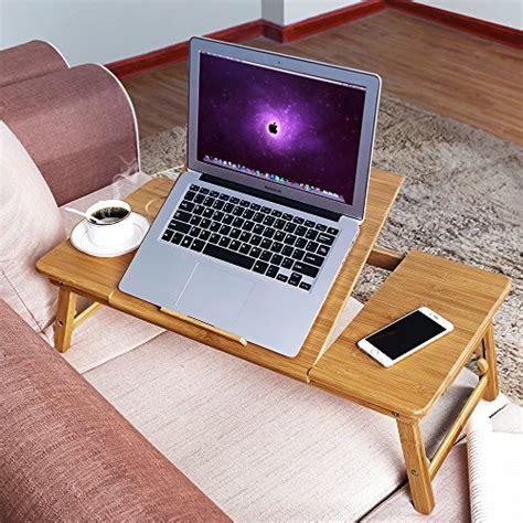 left handed computer desk songmics large right left handed laptop desk bamboo bed
