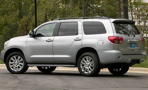 Toyota Sequoia 2009 Car And Driver