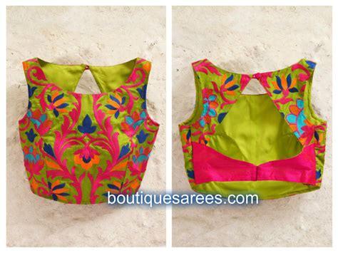 net blouse pattern 2015 blouse back neck designs boutiquesarees com