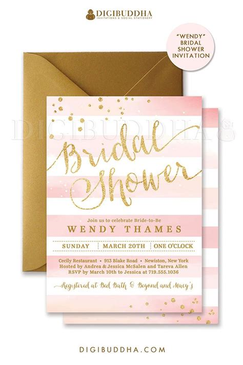 printable invitations with envelopes 344 best images about digibuddha bridal shower invitations