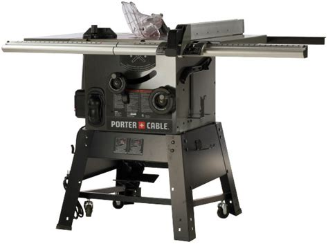 porter cable portable table saw review lowe s table saws 10 inch images