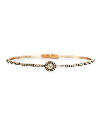 Bangle Mk Rosegold With Diamonds Bangle Gold Bangle Jewelry Neiman