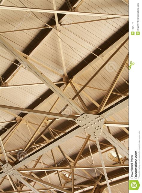 metal roof ceiling metal roof ceiling royalty free stock photography image