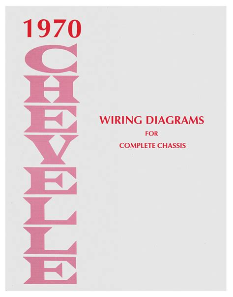 chevelle wiring diagram manuals opgi