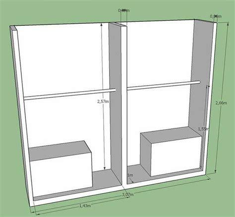 armadio a muro fai da te ante scorrevoli ante scorrevoli per armadio a muro