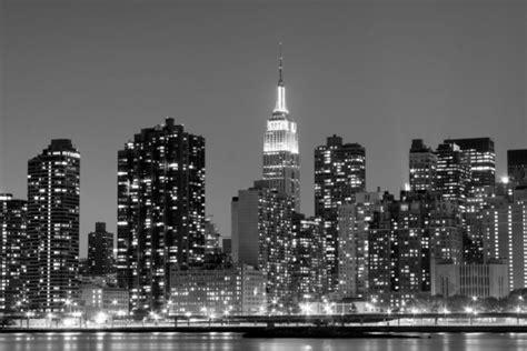 imagenes nueva york blanco y negro foto mural ny en blanco y negro nueva york
