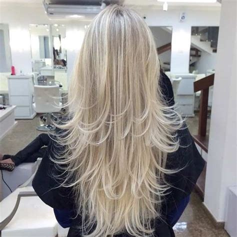hair cuts long hair with one long layer 31 beautiful long layered haircuts stayglam