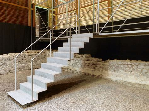 Spaceship Floor Plans shelters for roman archaeological site atelier peter zumthor