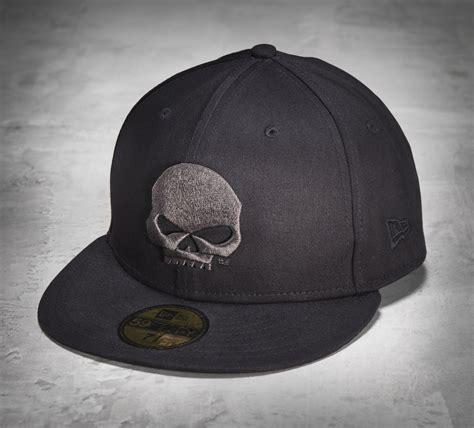 Topi Trucker Student 59fifty skull baseball cap style and verano