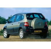 Renault Scenic RX4 2001 Pictures Images 5