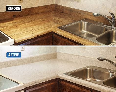 Diy Countertop Refinishing hiring a professional vs diy countertop refinishing miracle method surface refinishing