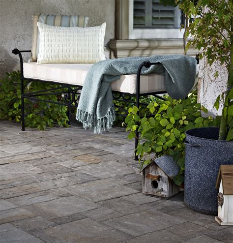 slate patio cost alternatives to grass in backyard lawn replacement tips