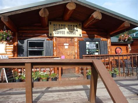 black coffeehouse bowl of veggie chili picture of black coffee house denali national park and