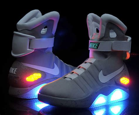 Nike Back To The Future october 21 2015 it is back to the future day
