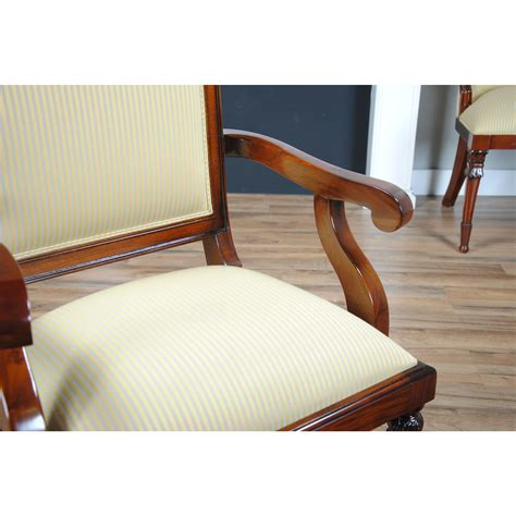 tall back armchair tall back upholstered arm chair niagara furniture free shipping