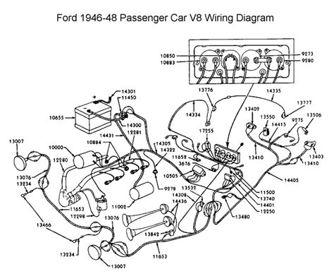 wiring diagram for 1950 ford truck wiring get free image