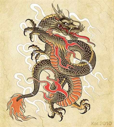 18 best dragons images on pinterest japanese dragon pin by steven ho on tattoo designs pinterest japanese