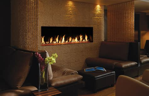 products davinci custom linear fireplaces