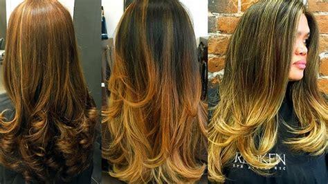 cortes de cabello largos modernos youtube cortes de cabello largo modernos para mujeres 2018