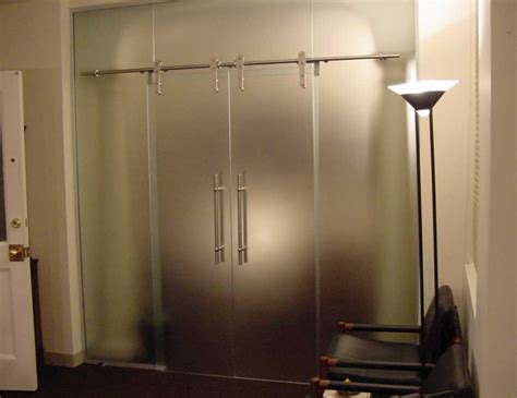 barn door glass sliding glass barn door jacobhursh