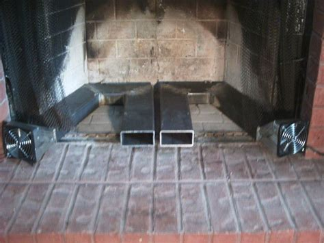 Fireplace Heat Exchangers by Build Your Own Fireplace Heat Exchanger Woodworking