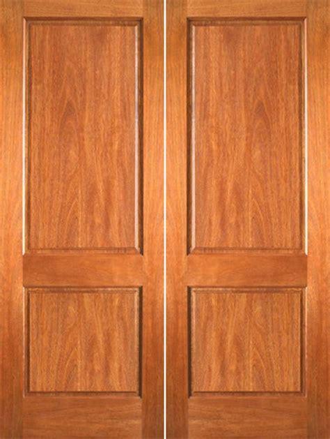 2 Panel Interior Wood Doors P 620 Interior Wood Mahogany 2 Panel Door Contemporary Interior Doors Ta By Us