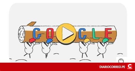 doodle dia de hoy celebra el d 237 a 15 de los juegos ol 237 mpicos de