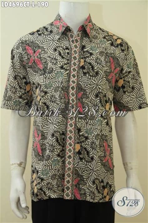 Desain Baju Batik Lelaki | produk baju batik lelaki muda dan dewasa desain terkini
