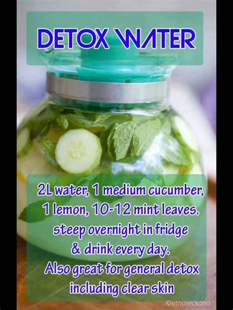 Look Out For Detox Cover by 17 Best Images About Healthy Stuff On Infused