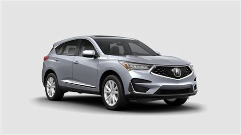 2020 Acura Rdx Colors by What Colors Does The New 2019 Acura Rdx Come In